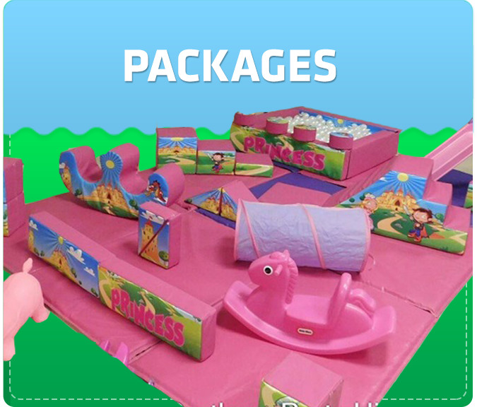 Inflatable Soft Play Hire Bristol